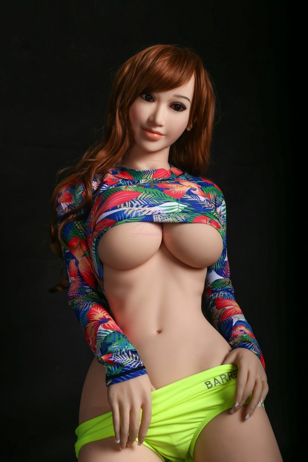 5.18ft Height Lifelike Japanese Real Dolls Realistic Skin Sex Doll for Hungry Men