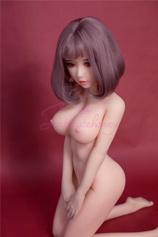 Nina Sexy and Naked Girl TPE Sex Doll 3.28ft (100CM)