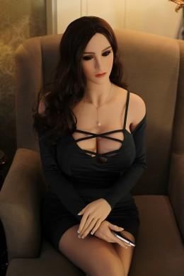 Formato di vita Sex Doll Aily con pelle TPE per gli uomini 4.59ft to 5.41ft