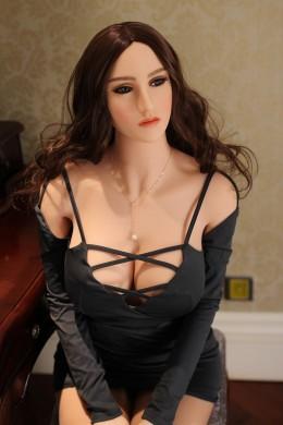 Vida Tamaño Sex Aily muñeca con TPE piel para hombres 4.59ft to 5.41ft