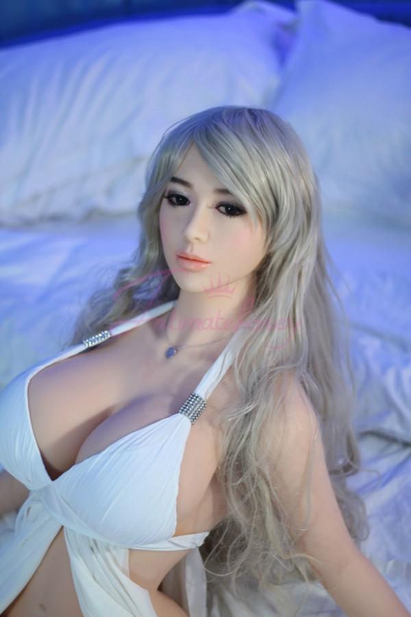 Diana Goddess of Moonlight Hit Man's Heart Sex Doll With Big Boobs