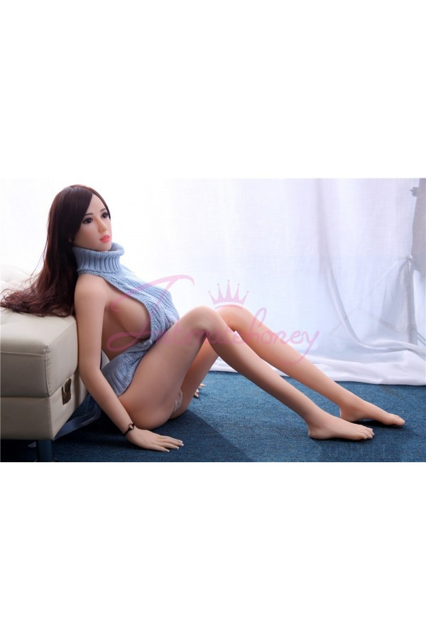 The Newest Sex Love Dolls Japanese with Big Breast Anal Realistic Toys for Men