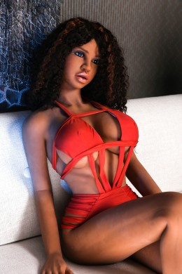 Adult Sex Dolls Real Love Doll Pussy Tan Skin for Men