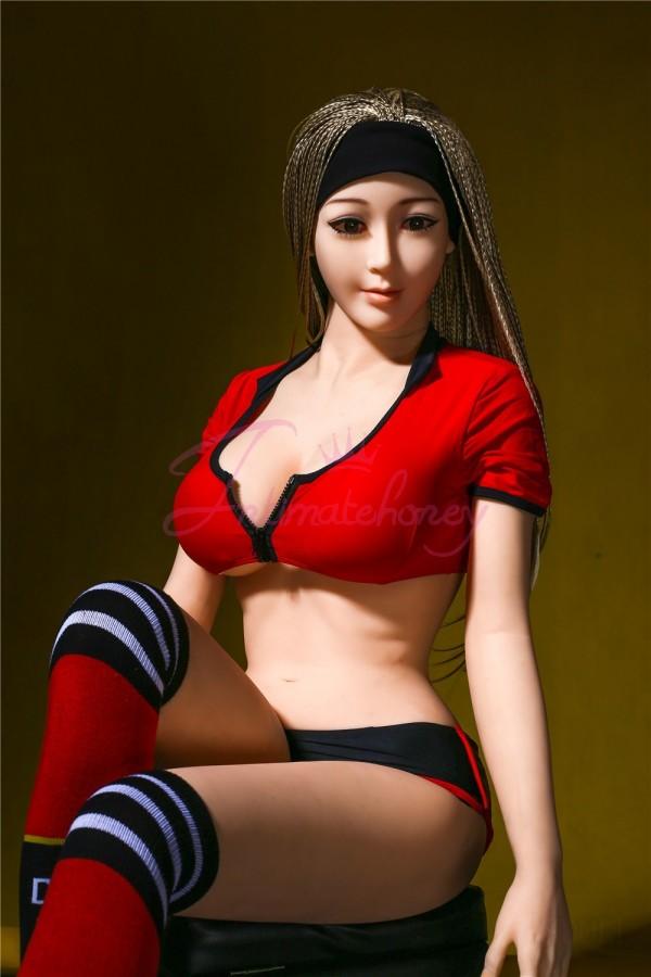 5.18ft La bambola di sesso degli uomini del silicone realistico con la vagina vaginale orale del seno