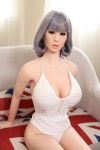 Janpanse Real Full Size Silicone Sex Doll Love Doll Big Breast