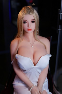 Abby Quiet e Sweet Lifesize Dolls realistici di sesso 5.41ft (158 cm)