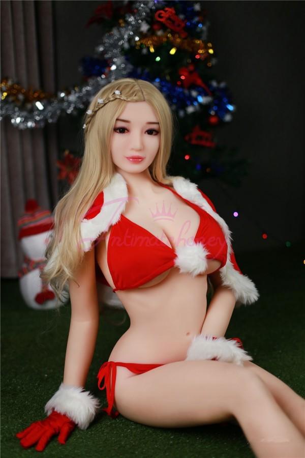 Judi Tan Colour Skin Lifesize Sexy Sex Doll For Hungry Man