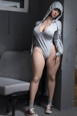 Betsy Hot Selling Biggest Breast and Ass Fat Curvy Women Sex Doll 165cm (5.41ft)