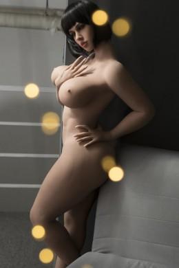 Betsy Hot Selling Biggest Poitrine et Cul Grosses Femmes Curvy Sex Poupée 165cm (5.41ft)