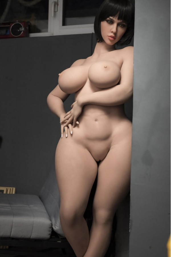 Betsy Hot Selling Biggest Breast and Ass Fat Curvy Women Sex Doll 163cm (5.35ft)